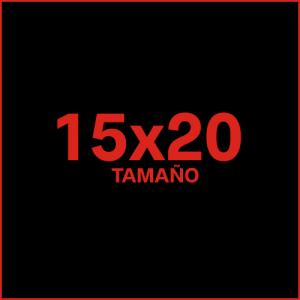 Ampliaciones 15x20