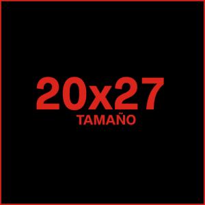 Ampliaciones 20x27