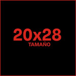Ampliaciones 20x28
